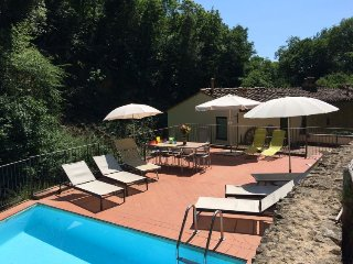 4 bedroom Villa in Rinecchi, Tuscany, Italy : ref 5570862