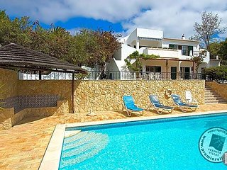 4 bedroom Villa in Lagos, Faro, Portugal : ref 5432996