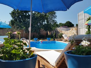 Holiday Istrian Stone House -Marcana
