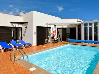 3 bedroom Villa in Playa Blanca, Canary Islands, Spain : ref 5700507