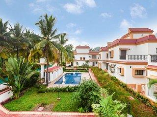 3-BR villa near Vagator Beach