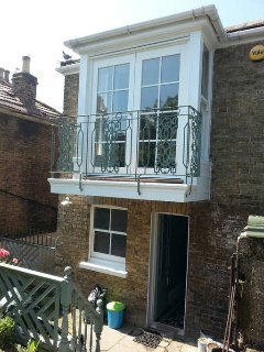 Bedroom 5 - French Doors with Balcony