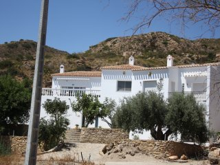 Discover the real Spain in lovely modern villas in the mountains of Andalucia
