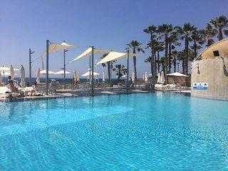 Beach apartment at th Daniel Hotel