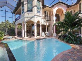 Villa Arabella - Spanish style hide-away for 8