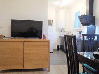 BR1 - Appartement moderne et tout confort (50 m²)