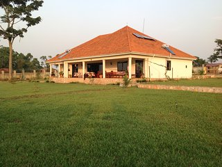 Martha's Farmhouse - the rural Uganda getaway