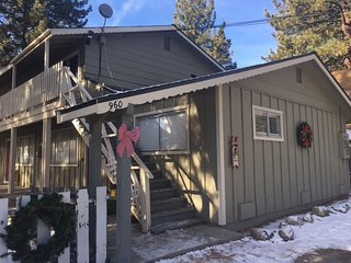 TAHOE - TWO Bedroom Condo!  Steps from Shuttle!!