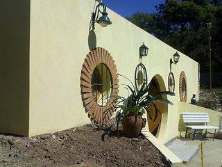 Alquiler Temporario de Casa estilo Hobbit en Molinari, Cosquín