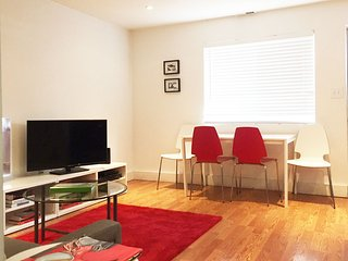 Another View of Front Room, TV has Netflix, Roku, Basic Cable, WIFI & DVD player
