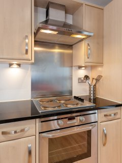 Open Plan Kitchen - All Mod Cons