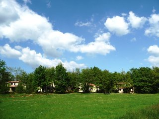 Villa 6/8 pers. #6 in **** Dordogne Holiday Resort