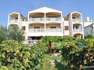 Adry Biograd - One bedroom apt 23 with balcony -4p