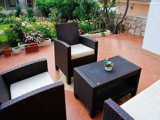 Metajna 100 One bedroom 6 apartment with balcony4p