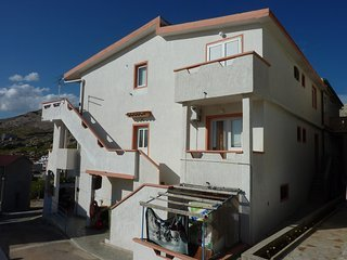 Metajna VIII One bedroom apartment 2 with balcony3