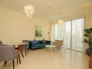 Classy 2BHK with Burj Khalifa View - Stand Point -413
