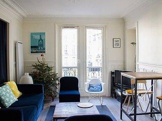 Wonderful apartment, 15 min from the Sacré-Coeur