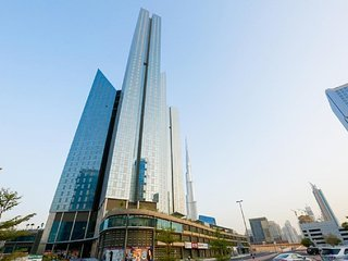 DUPLEX 2BHK IN CENTRAL PARK DIFC- 2337