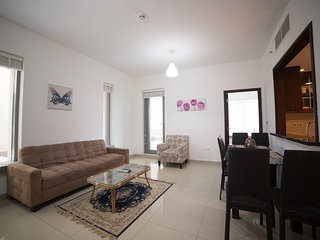 Classy 2BHK with Big Terrace in 29 Boulevard - 301