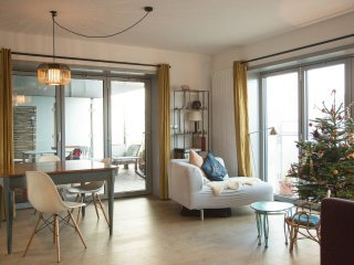 Amazing apartment with a large terrace (2 bedroom)