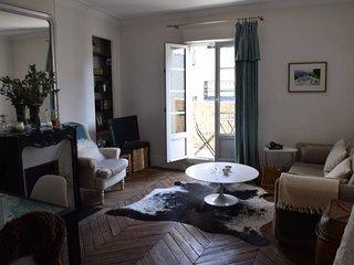 Wonderful apartment in the trendy Batignolles area