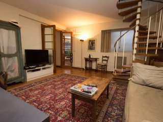 Fancy apt with terrace next to Luxembourg Garden