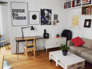 Lovely apartment in the very center of Paris