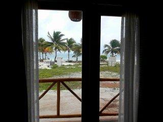 Nueva Cabaña con Balcon y Vista al Mar