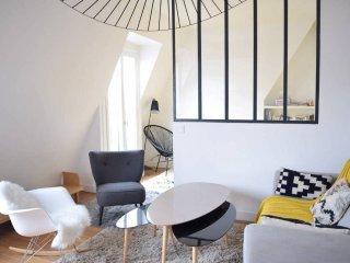 Beautiful & design apartment near Moulin Rouge