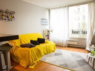 Cozy studio close  Champs Elysees & Porte Maillot
