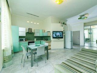 Two-room. Luxury. 20 Prorizna str. Centre of Kiev, vacation rental in Irpin
