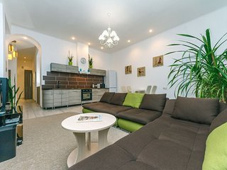 Two bedrooms. 49 V.Vasylkivska str. Centre of Kiev