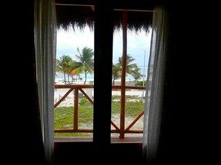 Nueva Cabaña con Balcon y Vista al Mar ll