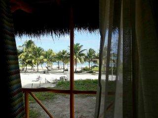 Nueva Cabaña con Balcon y Vista al Mar lll