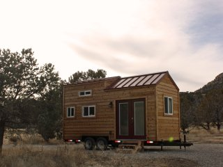 Tiny House for Adventure Lovers