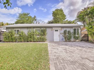 NEW! 2BR Fort Lauderdale House w/ Backyard Patio!