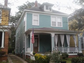 Historic home in the heart of the historic downtown area of Wilmington, NC