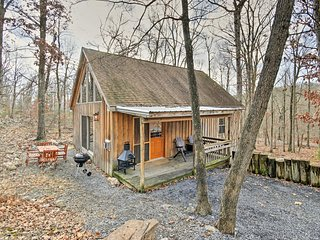 Updated Luray Cabin Near Dwtn & Shenandoah River!