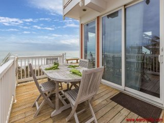 OCEANFRONT!  Historic Missal Tower - 3 BR / 2.5 BATH - Tower Four