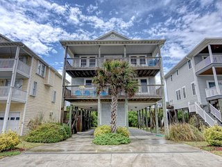 FANTASTIC OCEAN VIEWS!! - 5BR / 3.5BA - Sleeps 10 - Loggerhead Landing