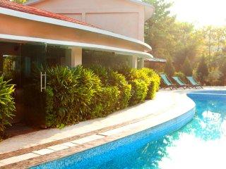 Resort Next to jungle