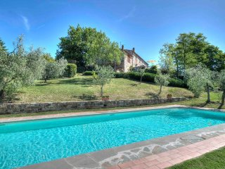 2 bedroom Apartment in Monteloro, Tuscany, Italy : ref 5517980