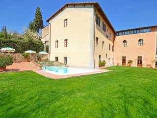 3 bedroom Apartment in Strada in Chianti, Tuscany, Italy : ref 5239204