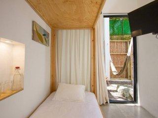 SHELBYS- habitacion para 3 personas en Mazatlan