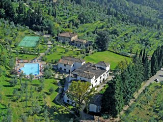 2 bedroom Villa in Pelago, Tuscany, Italy : ref 5311605
