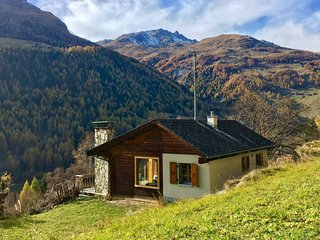 Chalet Marolly - Evolene