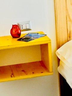 Appartamento con due camere da letto e bagni privati