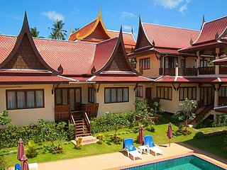 Crystal BEACH 2 BDR Villa with Private Pool