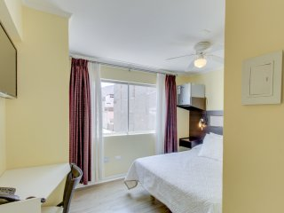 Suite de hotel en el centro de la ciudad-Hotel suite in the center of the city