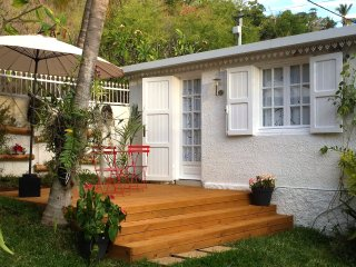 Nice studio near the beach & garden